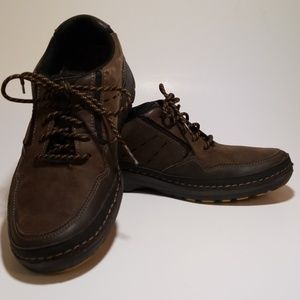 Rockport walkability leather shoes